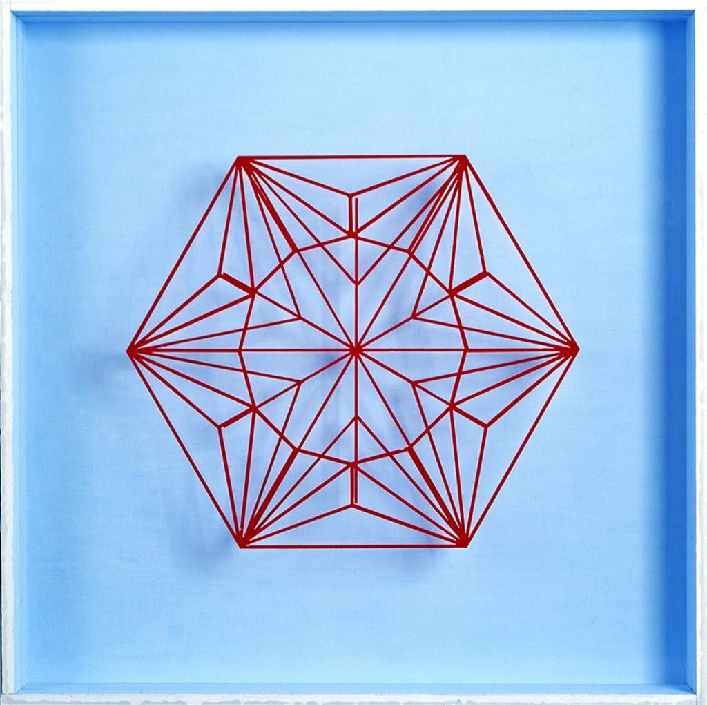 röd-blå